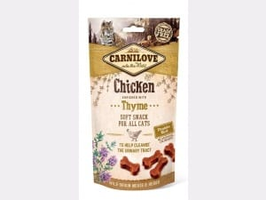 Carnilove chicken soft snack