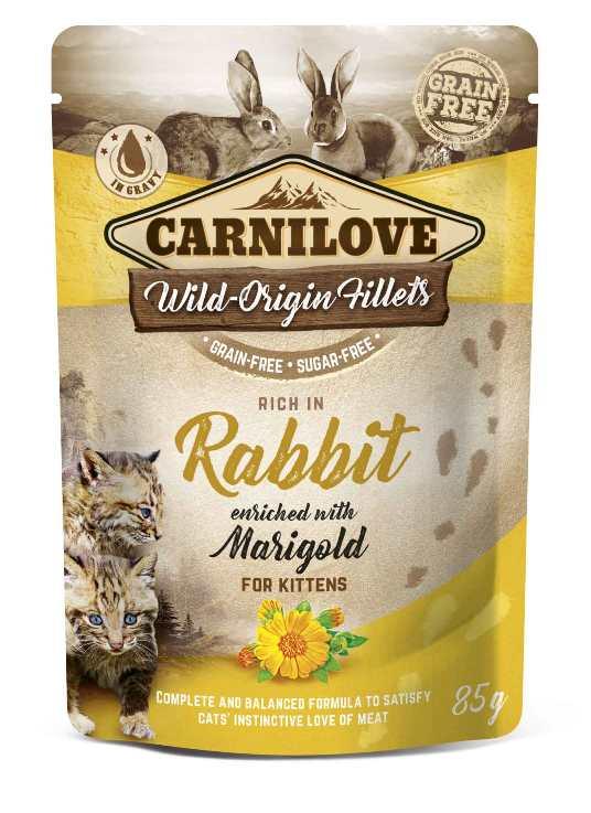 Carnilove rabbit pouch