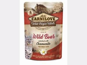 Carnilove wild boar pouch