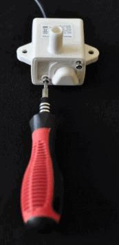 Miaustore pomp openschroeven