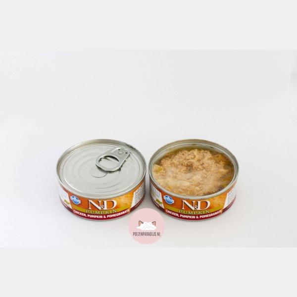 Farmina N&D Pumpkin Kip, Pompen & Granaatappel geoepend