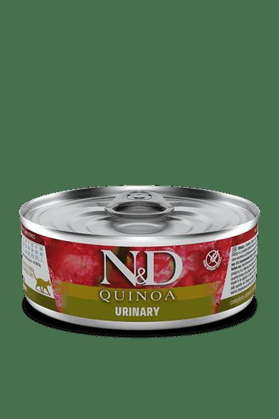 Farmina N&D Quinoa Urinary natvoer kat