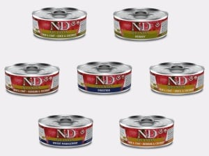 Farmina N&D Quinoa natvoer kat